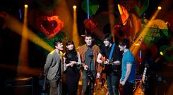 Little Green Cars will play Dublin on December 6