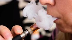 Far from ideal: But e-cigarettes are 'the least worst choice' for smokers