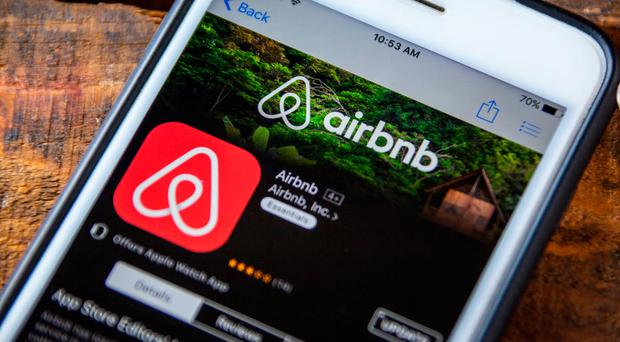 The number of older Airbnb hosts - or 'empty nesters' - is rising rapidly.