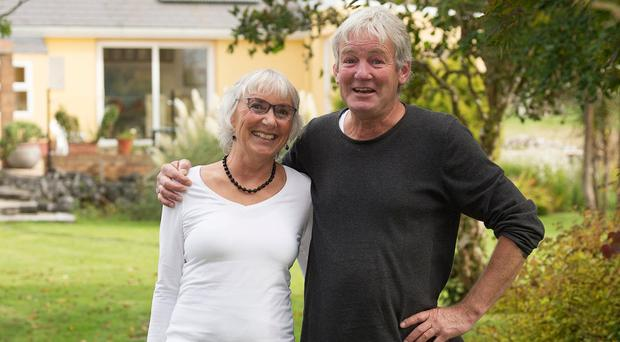 Peter and Birgit Lochmann have always loved travelling, but since retirement they've found that Airbnb is bringing the world to them.