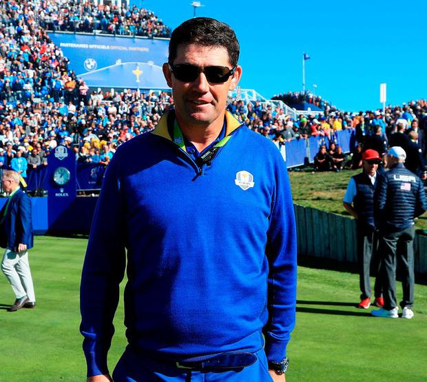 Struggling Americans produce predictable finish at Ryder Cup