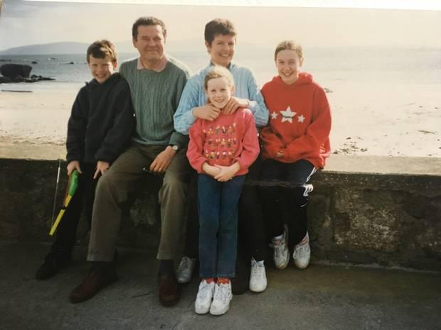 A family holiday in 1997