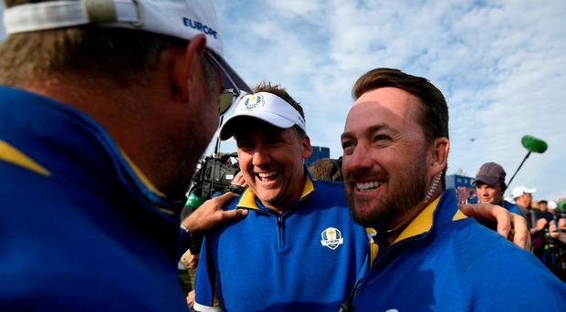 'I'd love to do it myself but I'm probably 10 years out ' - Graeme McDowell confident he will be a Ryder Cup captain
