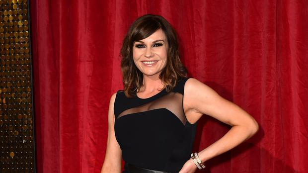 Lucy Pargeter plays Chas Dingle (PA)