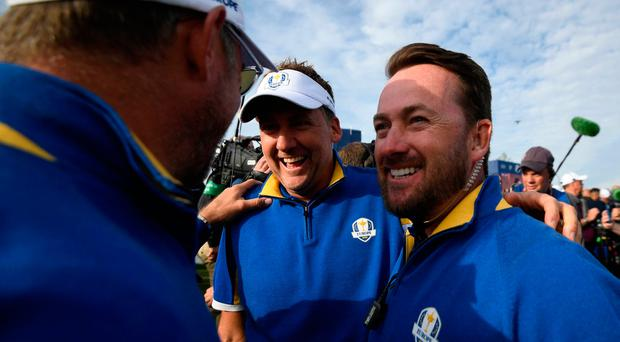 McDowell keen to return for a fifth Ryder Cup