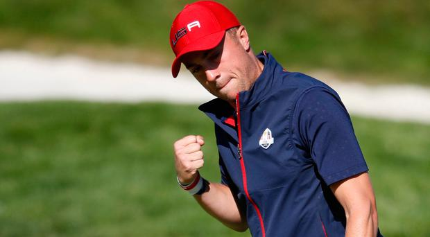'We posted it on our WhatsApp page' - How American t-shirt helped inspire Europe to Ryder Cup glory