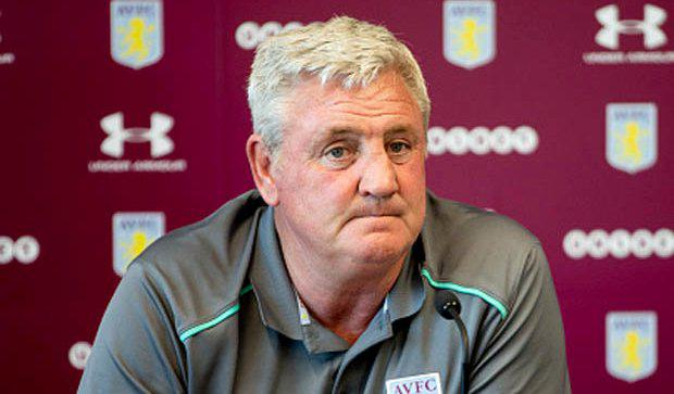 Steve Bruce sacked by Aston Villa - Independent ie