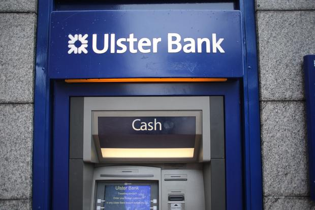 People whose payments were due to be paid into accounts in Ulster Bank, Permanent TSB, EBS and An Post were left without money. Photo: GETTY
