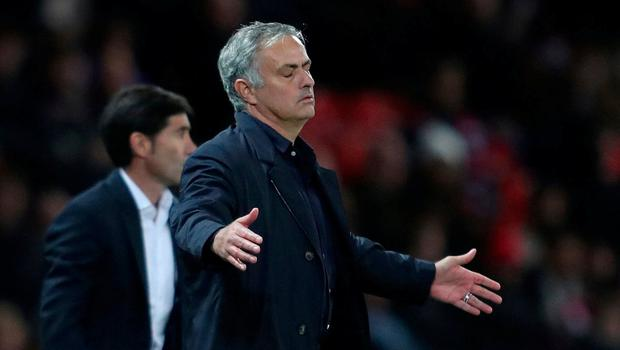 Jose Mourinho hints Manchester United lost 'dignity' in West Ham defeat