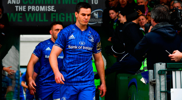 Johnny Sexton and Rob Kearney ruled out as Leinster hit with injury crisis ahead of Toulouse clash