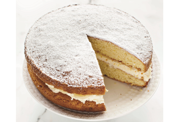 Neven Maguire S Victoria Sponge With Lemon Curd Independent Ie
