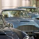 Aston Martin cars have featured in various James Bond films (Aaron Chown/PA)
