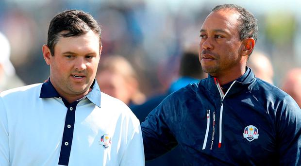 Patrick Reed 'begged to play with Tiger Woods' and 'has no clue how to play team golf' as USA fallout continues