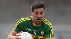 Old guard: Anthony Maher is the third Kerry veteran to confirm his retirement in the last month. Photo: Sportsfile