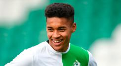 Shamrock Rovers have finally confirmed the sale of goalkeeper Gavin Bazunu to Manchester City on a pre-contract agreement. Photo: Sportsfile