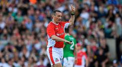 'Counting handpasses isn't difficult,' says Maurice Deegan, who has experience of implementing a similar rule in the International Rules. Photo: Sportsfile