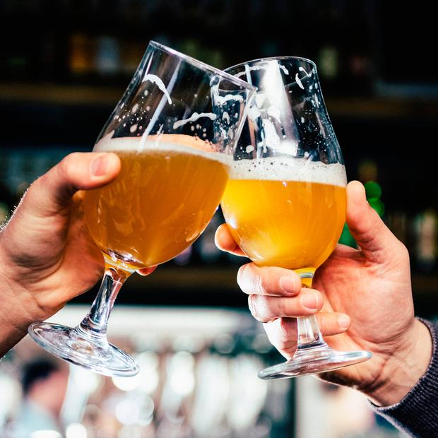 Legislation to combat problem drinking was last night passed by the Dáil. (stock photo)