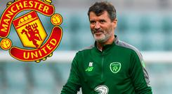 Roy Keane has blasted the 'cry babies' at Manchester United