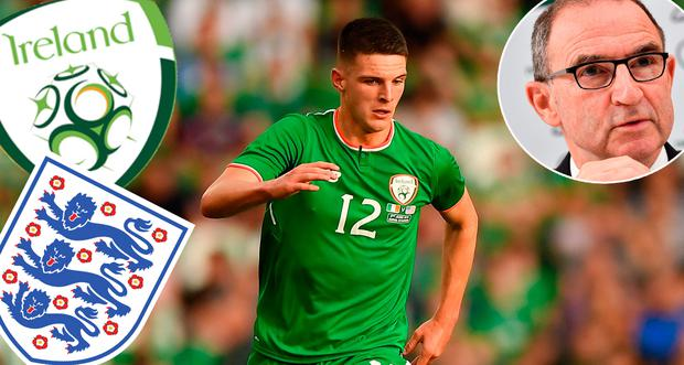 Declan Rice Hints At Irish Future On Twitter