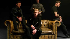 Boyzone in the video for Love