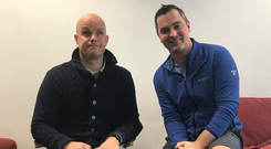 Mark Pollock chats to Karl Henry for the Real Health podcast