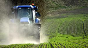 A new tractor would cost around €85,000, plus VAT. (stock picture)