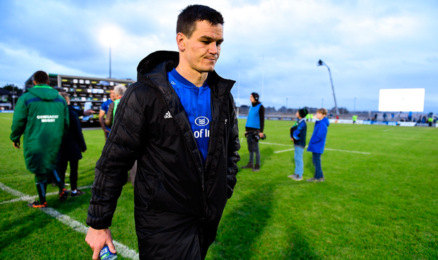 Leinster's Jonathan Sexton won't feature against Munster