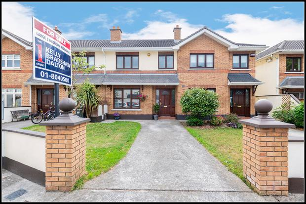 183 Charlemont, Griffith Avenue in D9 is on the market for €445,000