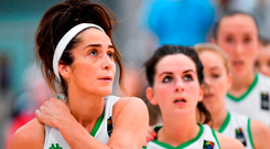 Gráinne Dwyer admits 'she wasn't enjoying playing basketball any more' before her change of clubs. Photo: Brendan Moran/Sportsfile