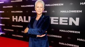 Repro Free: 05/10/2018 legendary actress, Jamie Lee Curtis pictured at a special screening of up-coming thriller Halloween at the Light House Cinema, Dublin. Releasing in cinemas across Ireland from October 19th, Jamie Lee Curtis returns to her iconic role as Laurie Strode, who comes to her final confrontation with Michael Myers, the masked figure who has haunted her since she narrowly escaped his killing spree on Halloween night four decades ago. Picture Andres Poveda