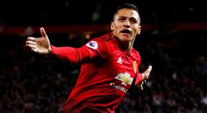 Alexis Sanchez has struggled to make his mark at Manchester United