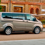 BIG ON COMFORT: Ford Tourneo, as used by the Pope's men