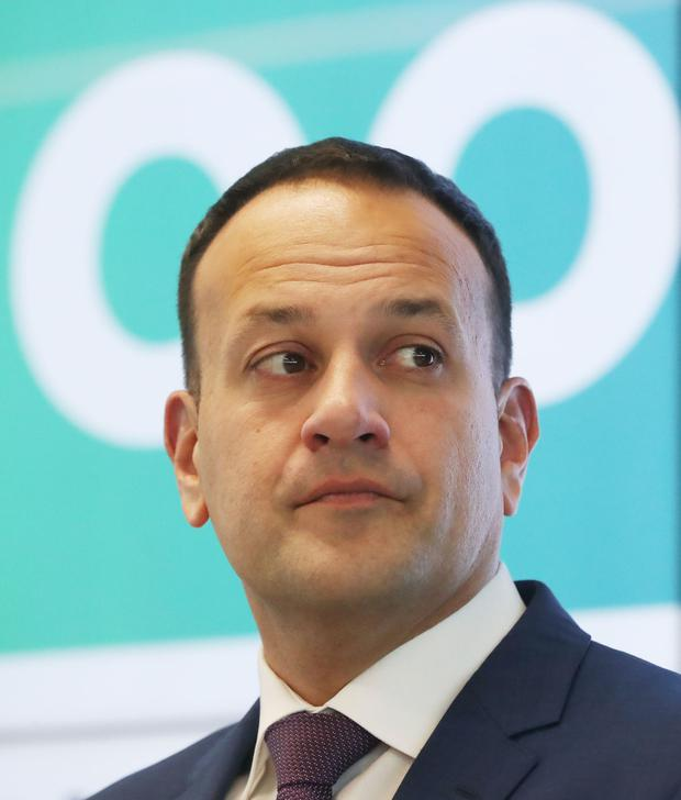 'Twice in recent months, Leo Varadkar has opportunely asked Micheal Martin for a two-year extension, and has suggested that a date should be set now for the election in 2020.' Photo: Niall Carson/PA