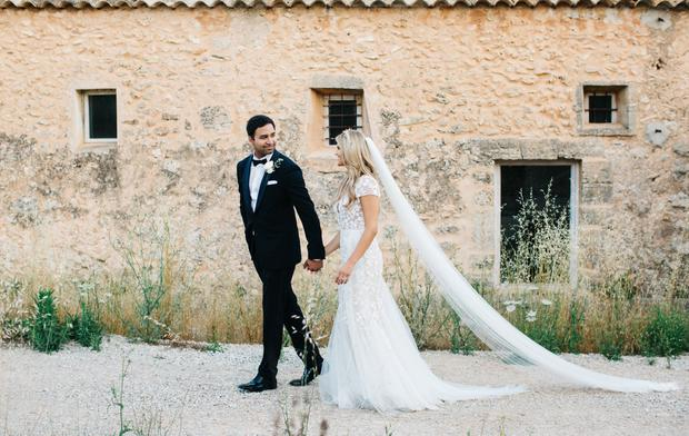 5147f5fd90b Real wedding   We wanted to throw a party they would never forget  - Inside  Jasmine and Vivek s dreamy destination wedding in Spain
