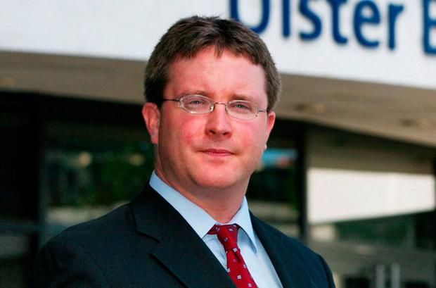 Simon Barry of Ulster Bank