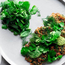 Iranian herb fritters by Yotam Ottolenghi