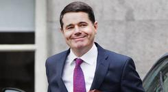 Minister for Finance, Paschal Donohoe