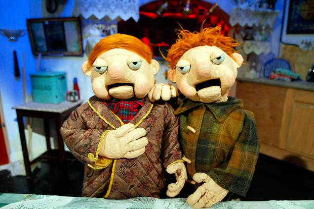 Podge and Rodge.