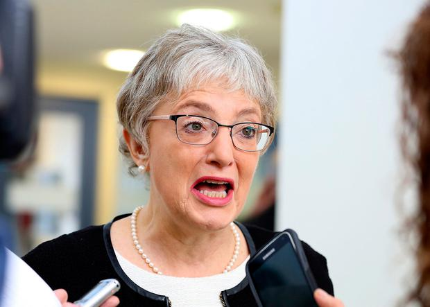Additional funding: Children's Minister Katherine Zappone. Photo: Frank McGrath
