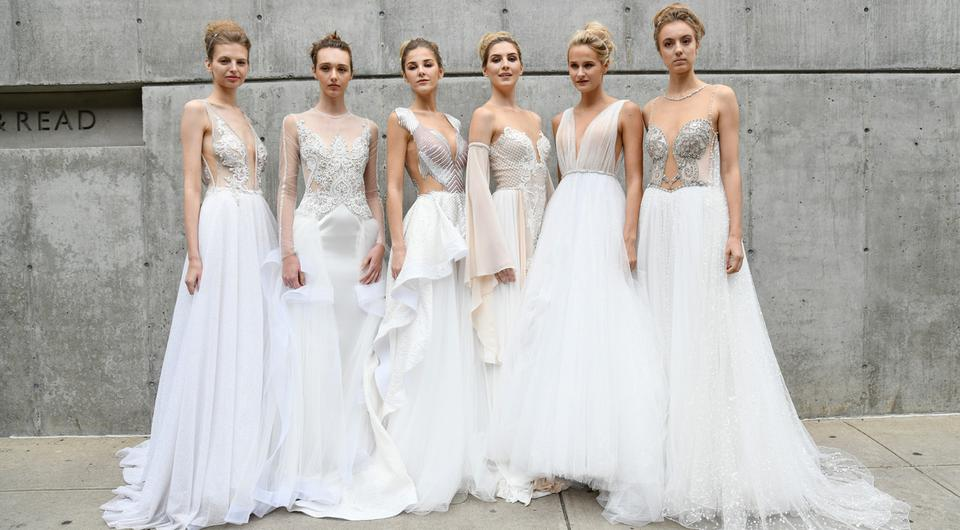 Bridal Fashion Week: Chantal Romano Fall 2019