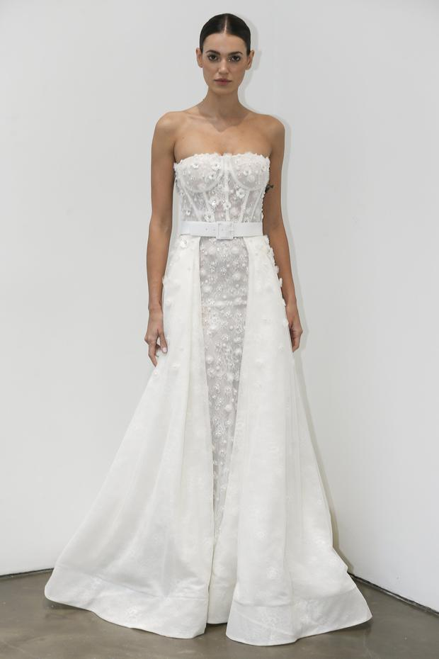 6ab47fdb3d4 The top wedding dress trends for 2019  The Fall Winter Collections ...