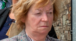 Pharmacist Christine Crowley was jailed last year as part of the probe. Picture: Provision