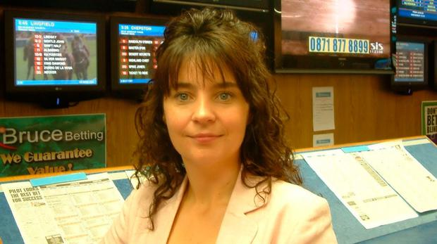 Warning: Sharon Byrne of the Irish Bookmakers Association