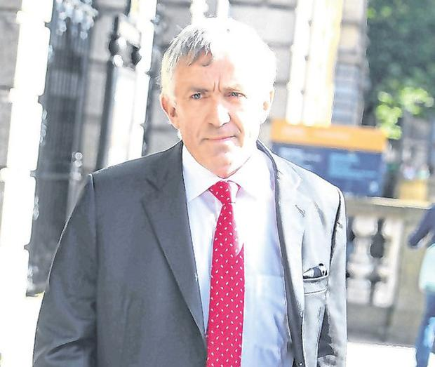 Worried: Michael O'Flynn would have liked more done on VAT rates to address building costs. Photo: Damien eagers
