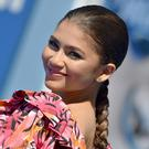 Zendaya at the Smallfoot premiere in Los Angeles
