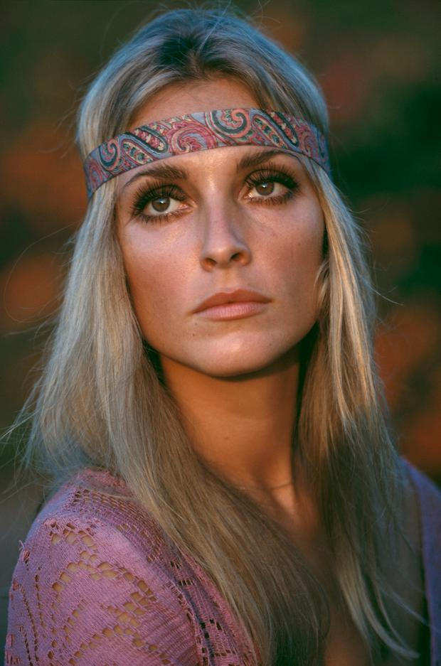Sharon Tate eye color
