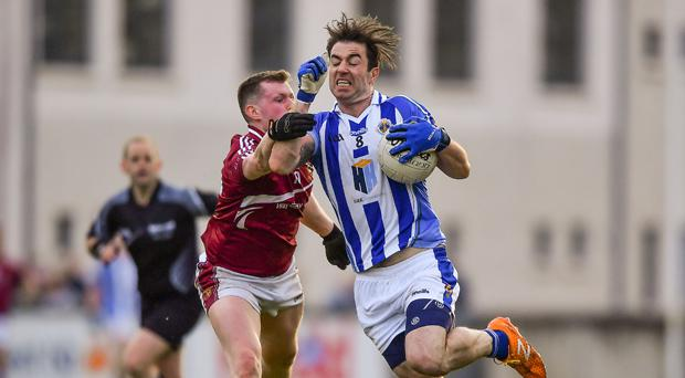 Michael Darragh Macauley of Ballyboden St. Endas has been in fine form
