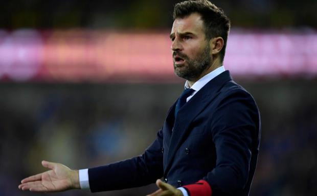 Brugge coach Ivan Leko has been questioned as part of the investigations CREDIT: GETTY IMAGES