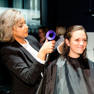 After the huge success of its Supersonic hair-dryer, vacuum company Dyson has now launched the Airwrap hair styler. Photo: Tiffany Sage/BFA/REX/Shutterstock
