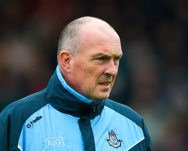 File photo: Former Dublin hurling boss Pat Gilroy